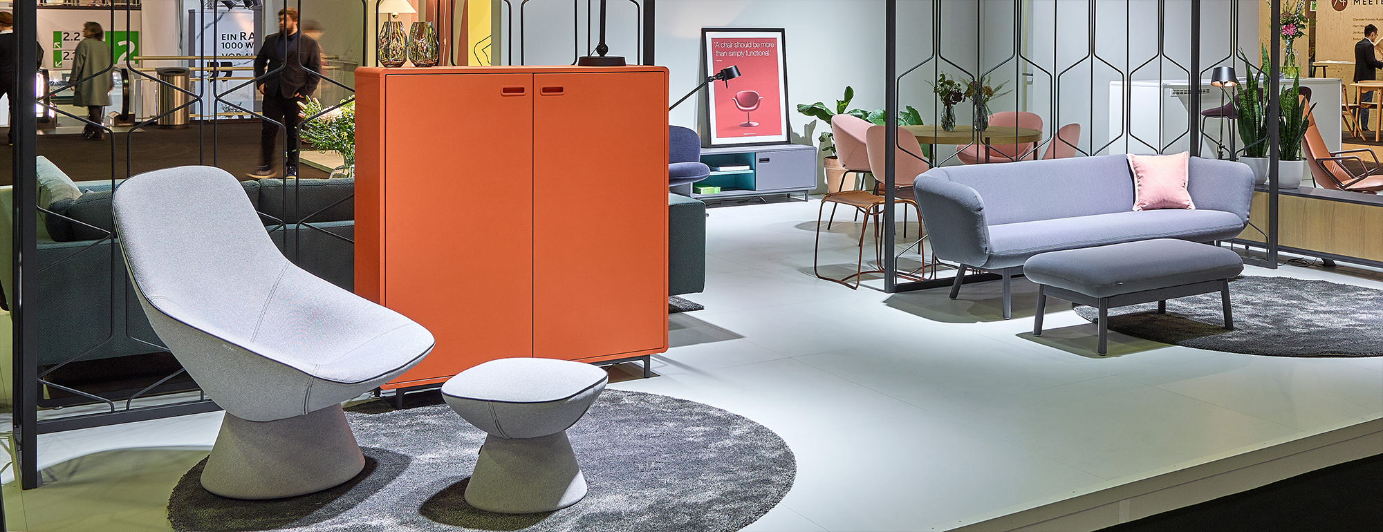 Artifort stand à IMM Cologne 2018