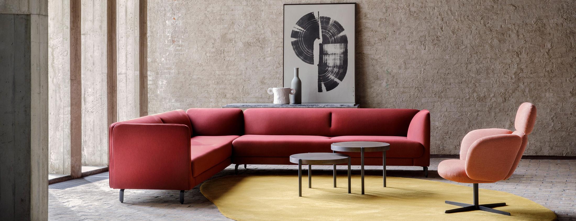Modern Living - Pala Giro fauteuil